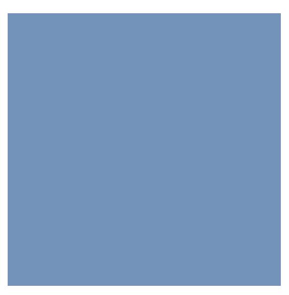 blaue runde gestrichelte Linie, welche sich um das Key-Vissual Bild von AMS ARCHIV Software dreht