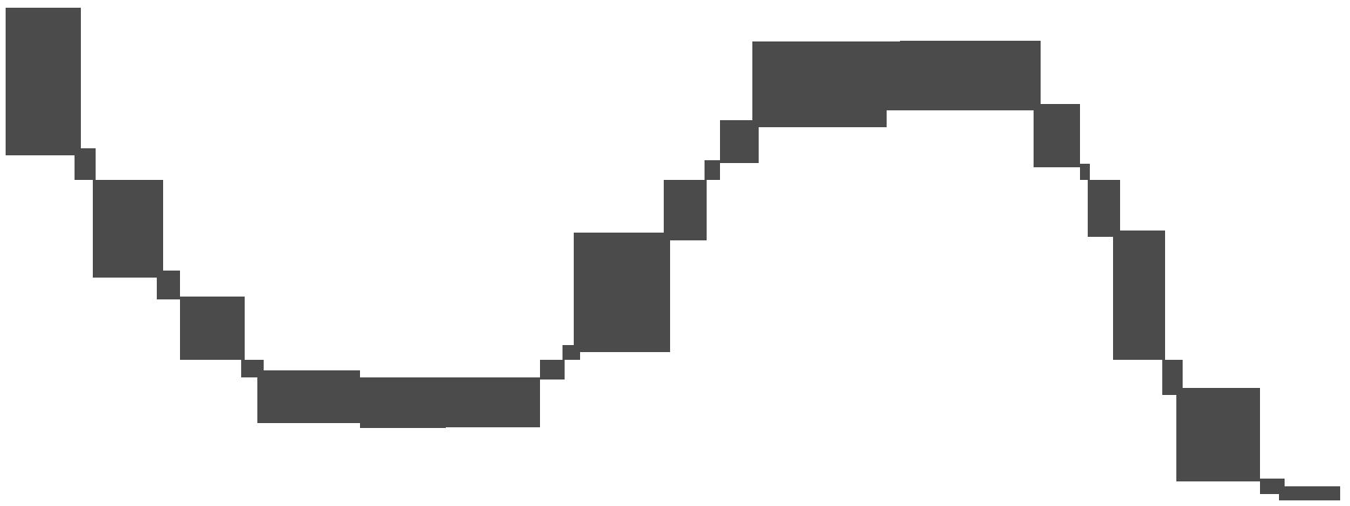 Schnittstellen zwischen den AMS Produkten ermöglichen Ihnen einen schnellen & reibungslosen Workflow. Hintergrundbild schwarze geschwungene Linie