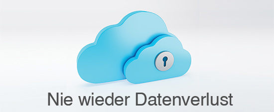 Datensicherung in der Cloud