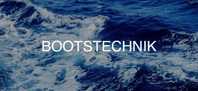 Blaues Meer mit Wellen ist Button verlinkt zu dtm-software.de/de/boot/